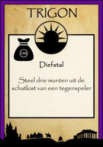 Uitspeelkaart Diefstal